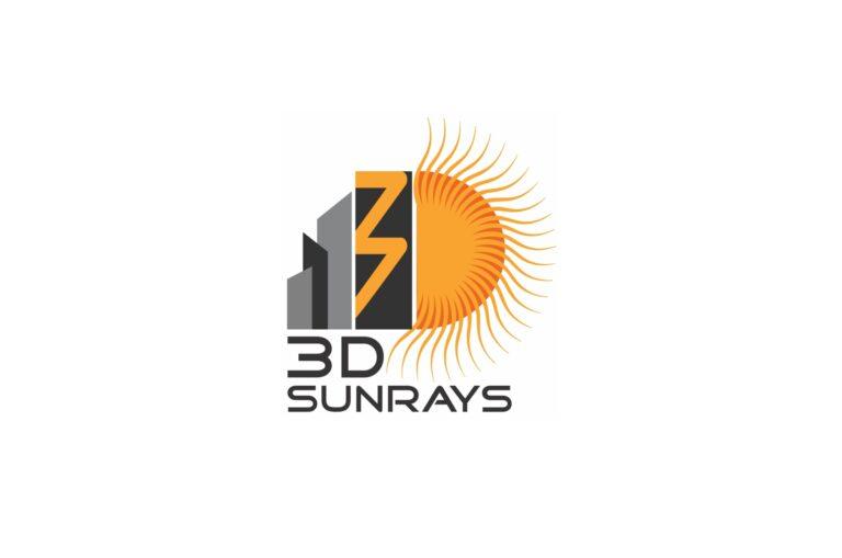 3D Sunrays